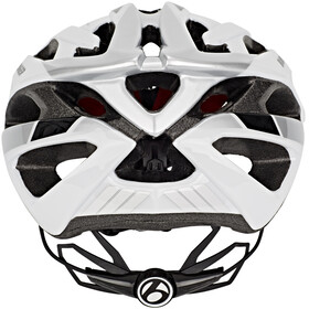 Bontrager Starvos casco per bici Uomo bianco